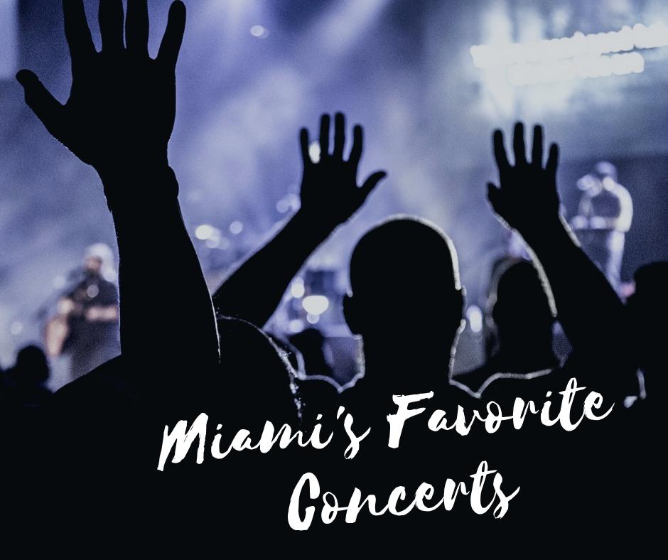 Best Concerts in Miami Feb 5-10