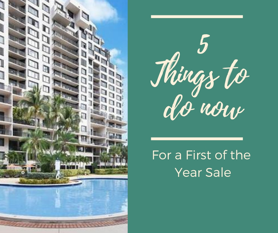 5 Ways to Prepare Your Brickell Condo for a Sale in the New Year.