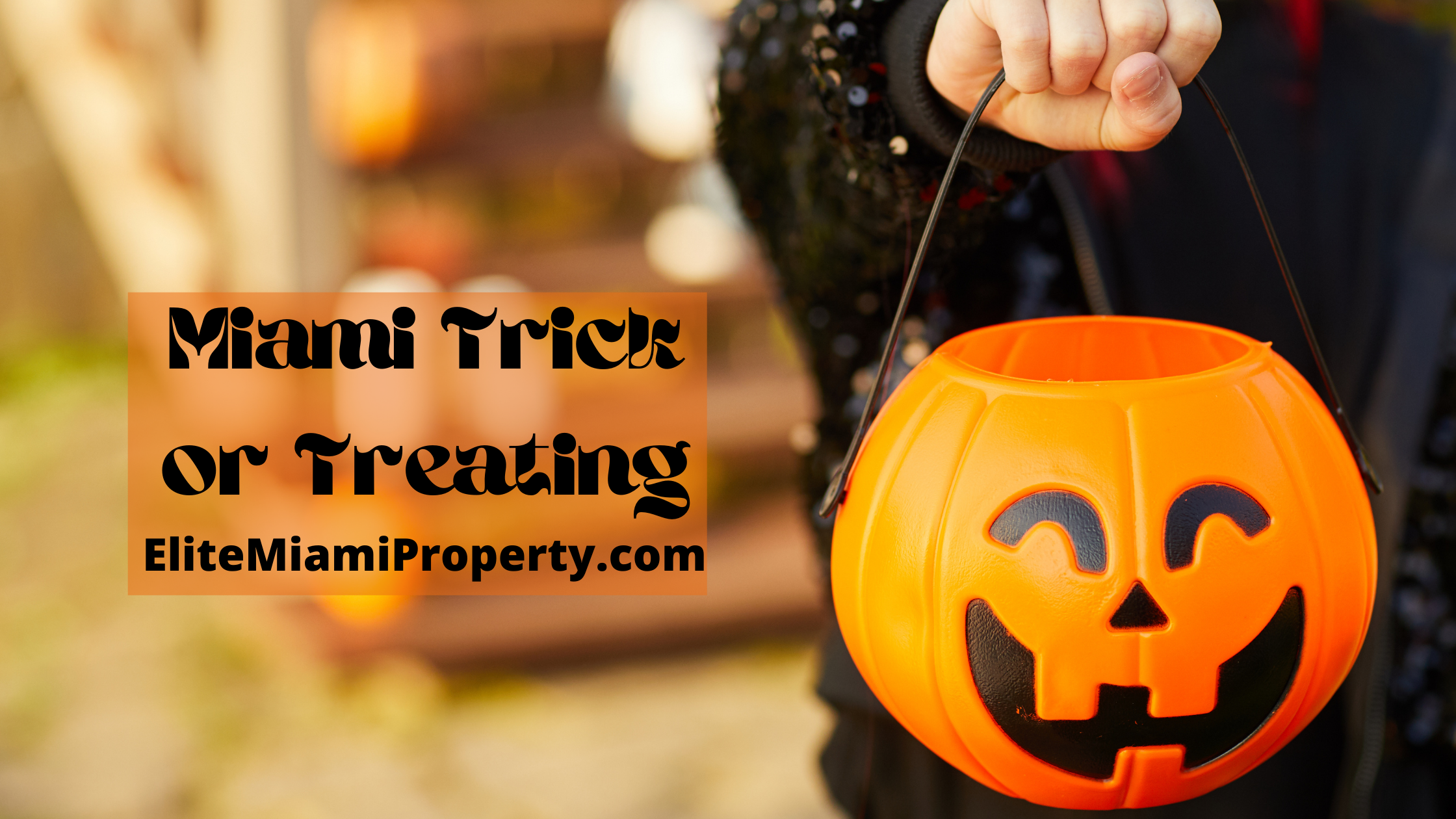 The Best Neighborhoods to Trick or Treat in Miami