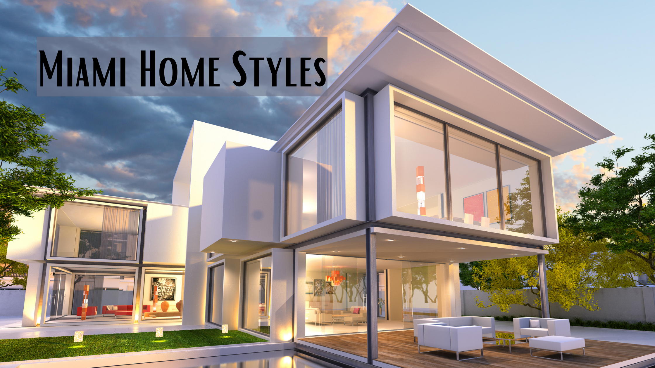 What Housing Styles are the Most Popular in Miami?
