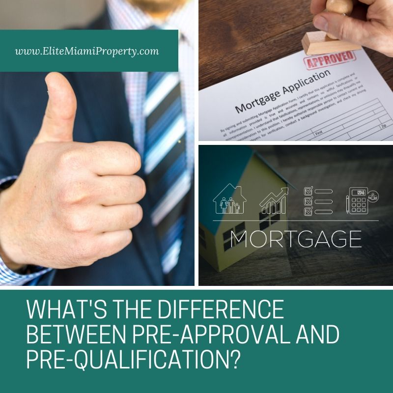 What's the Difference Between Pre-Approval and Pre-Qualification?