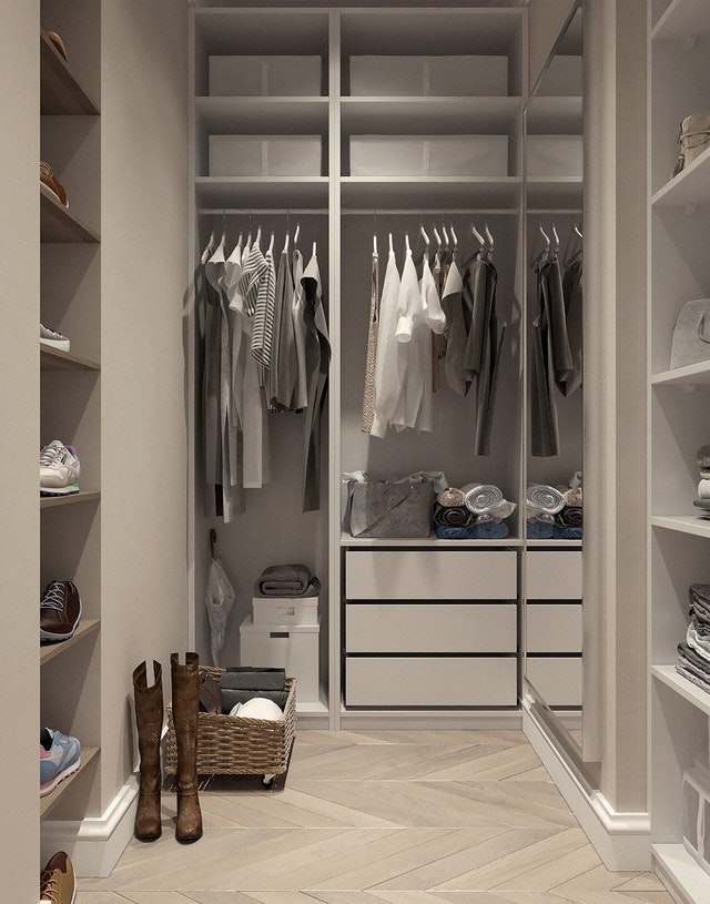 The Importance of Cleaning Closets Before Listing Your Home