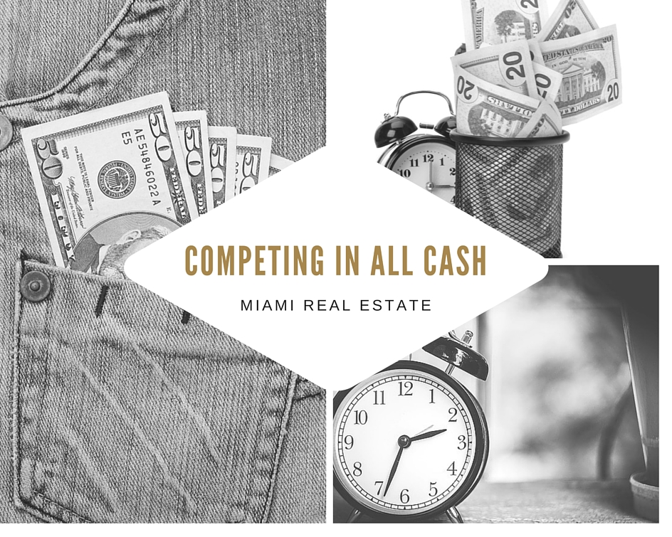 how to compete when all offers are cash