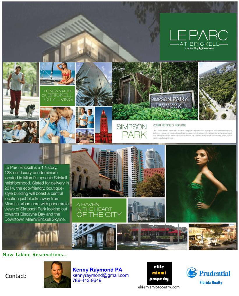 LeParc Brochure