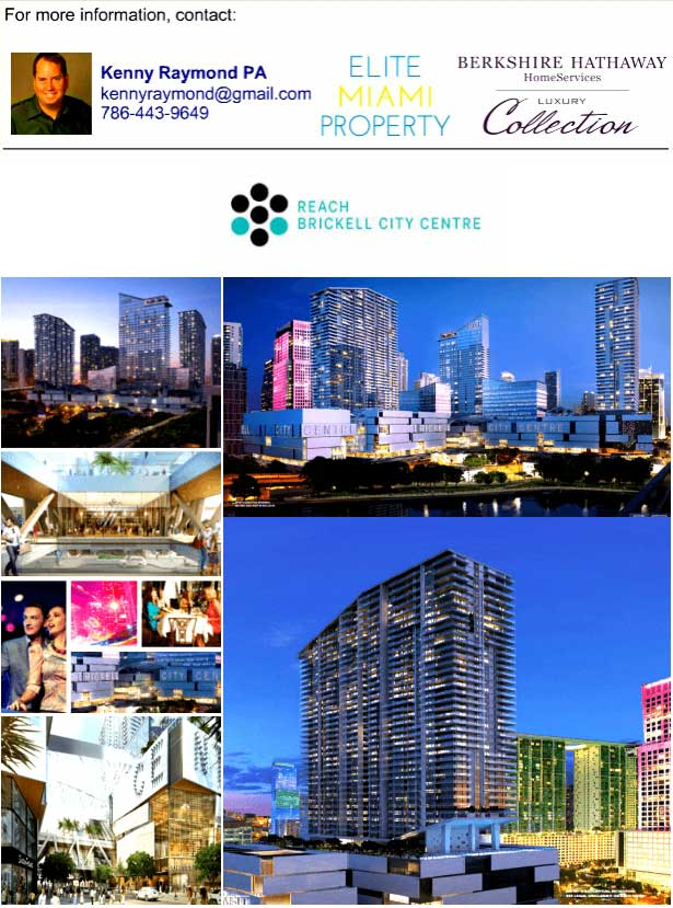 Reach City Centre