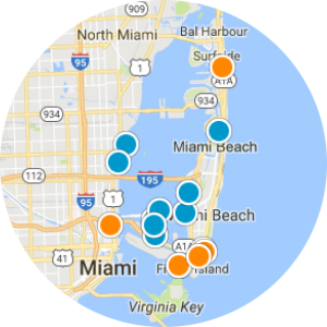 Sunny Isles Real Estate Map Search