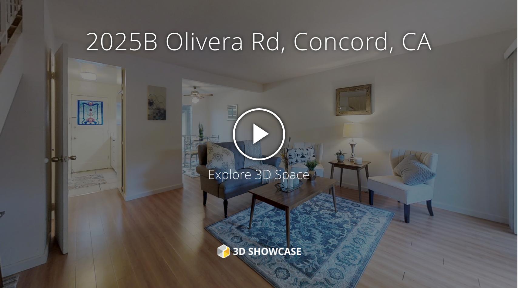 2025 Olivera Rd Unit B, Concord, CA 94520