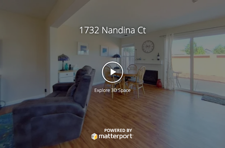 3d Tour of 1732 Nandina Court in Antioch