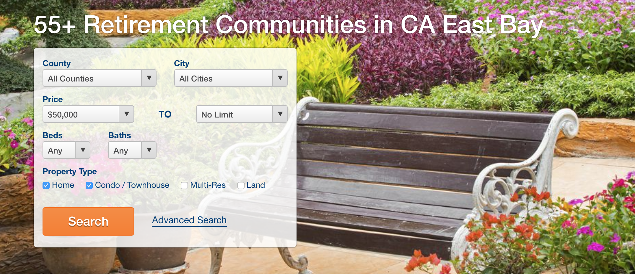 Retirement Communities in the East Bay Area of California