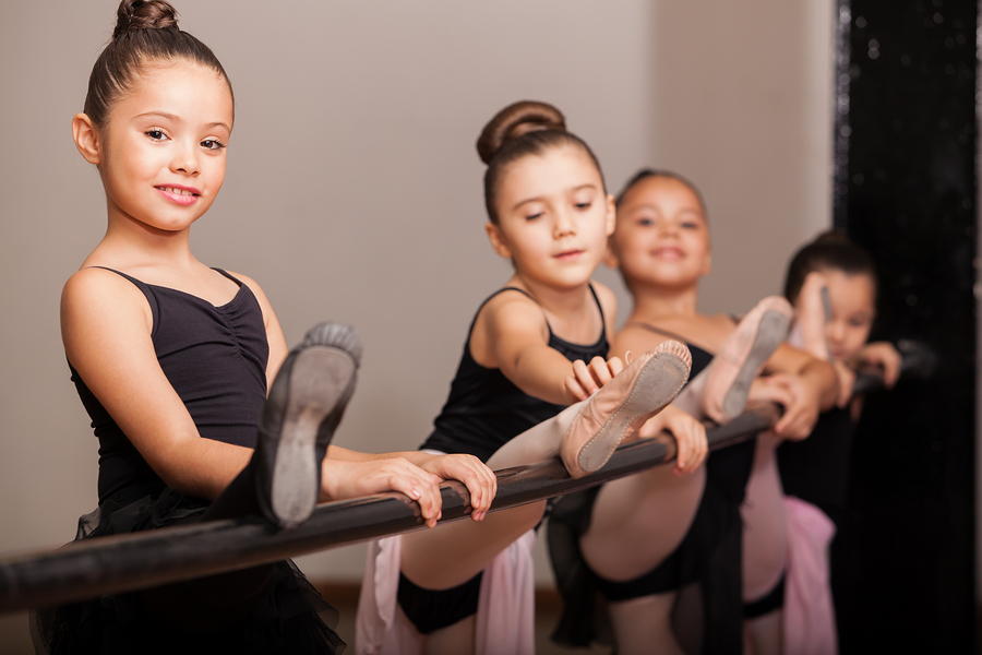 Take ballet near Orinda homes.