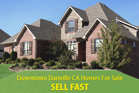 Homes for sale near Downtown Danville CA