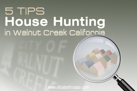 House Hunting in Walnut Creek California