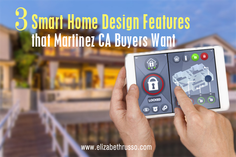 Smart home design features