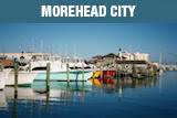 Morehead City using google earth view