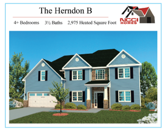 The Herndon B Lake View New Bern NC