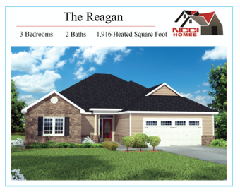The Regan Plan Lake View New Bern NC