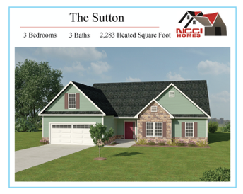 The Sutton Plan Lake View New Bern NC