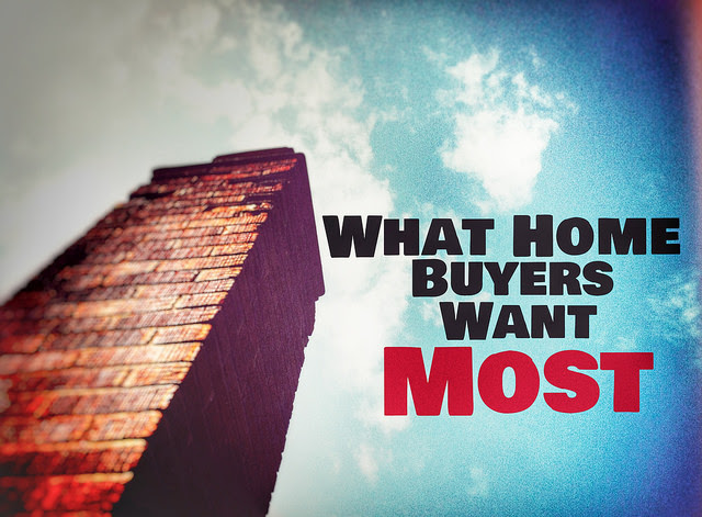What Home Buyers Want Most In 2019