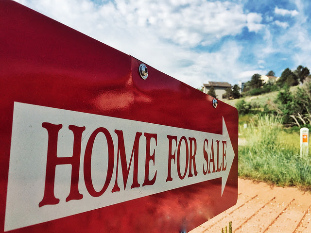 Number Of Homes For Sale Sees Big Gain