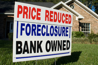 bank foreclosure sign first carolina realtors