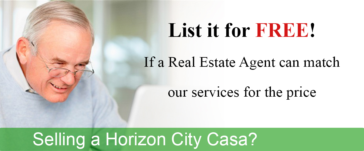 sell a home in horizon tx