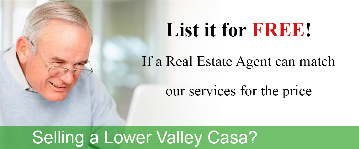 sell a home in el paso tx - lower valley