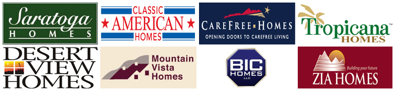 New homes for sale in El Paso TX