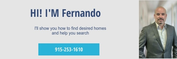 homes for sale in El Paso