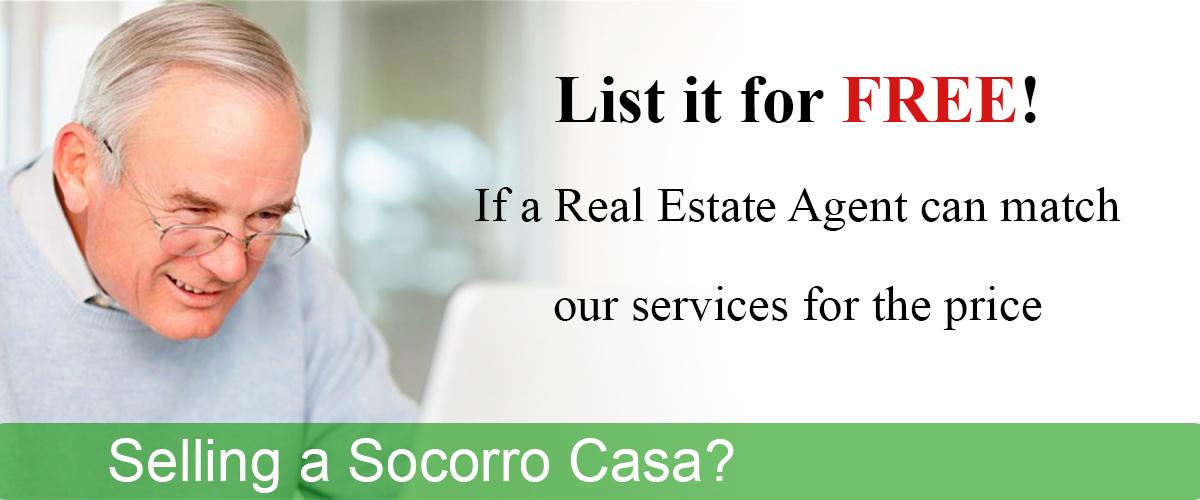 Selling a home in socorro tx