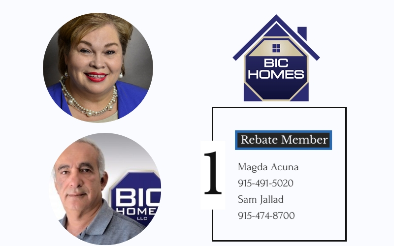 BIC HOMES- El Paso Builder