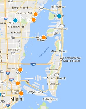 Search Miami Area Real Estate