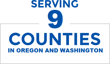 Serving 9 Counties