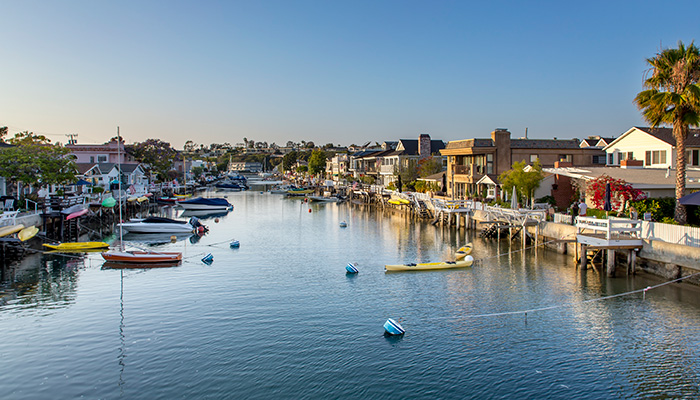 Balboa Island Home for sale