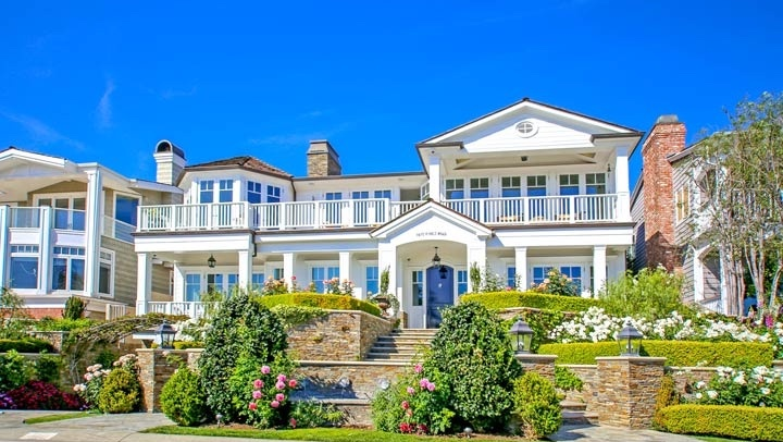 Newport Beach House on Kings Road