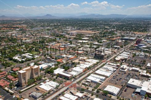 Mesa From The Air