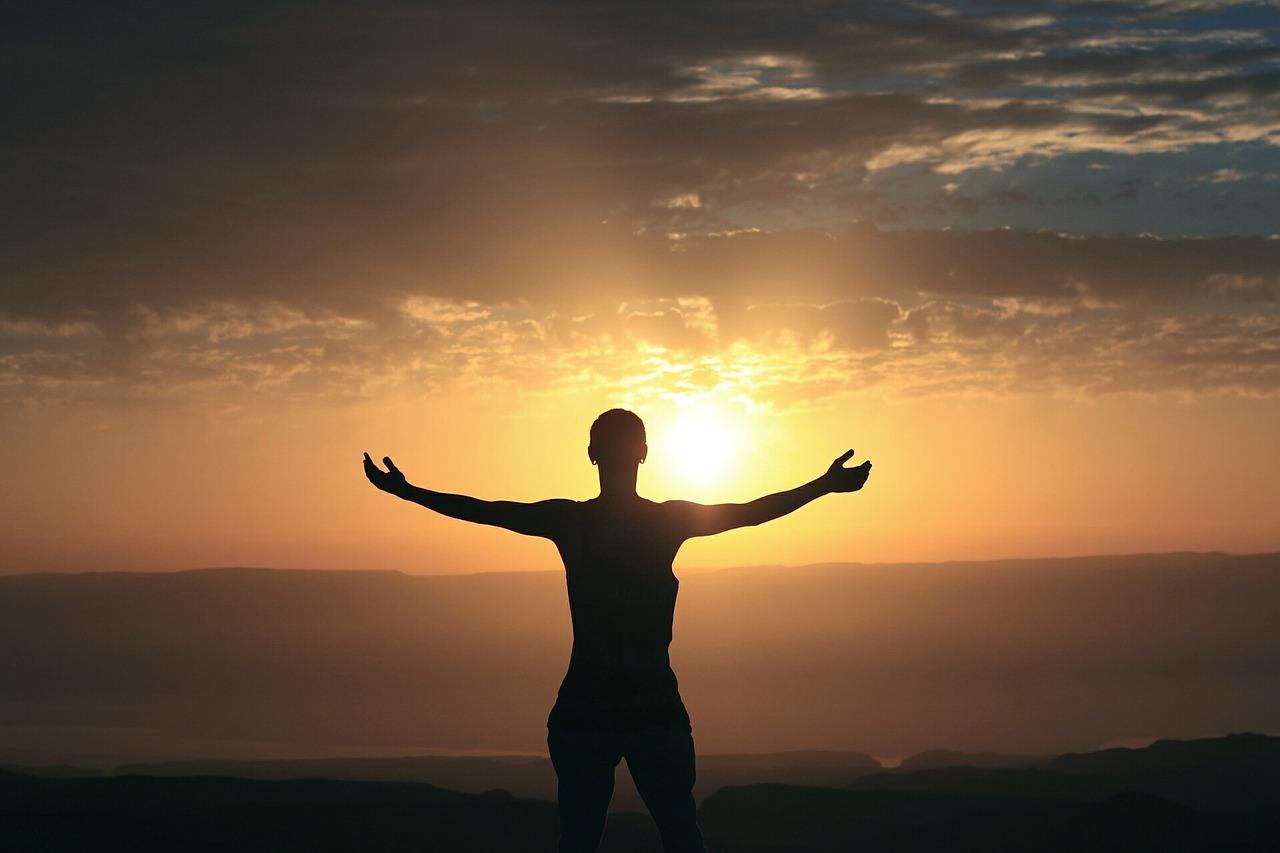 Gratitude Sunrise