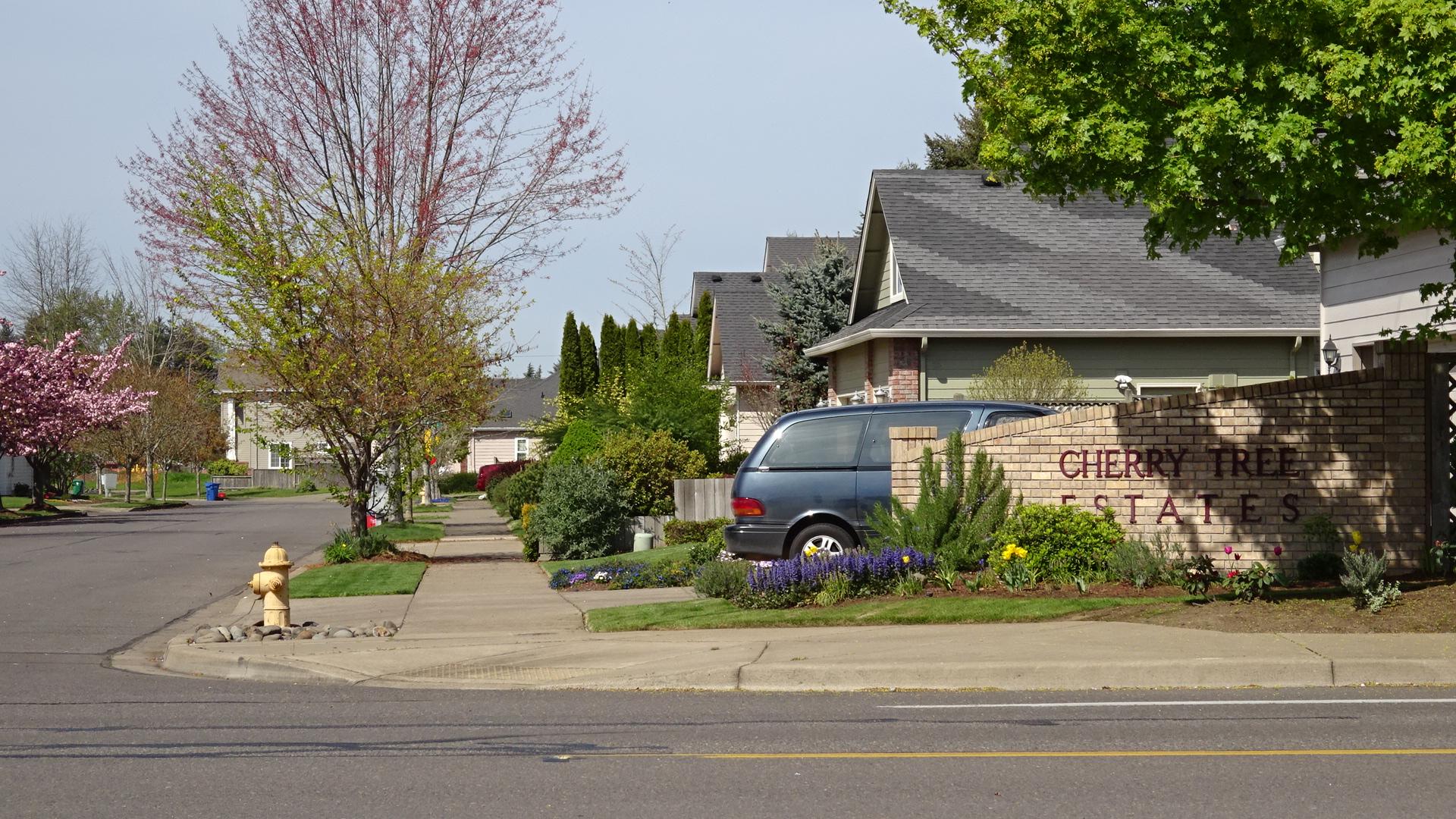 Cherry Tree Estates Eugene Oregon