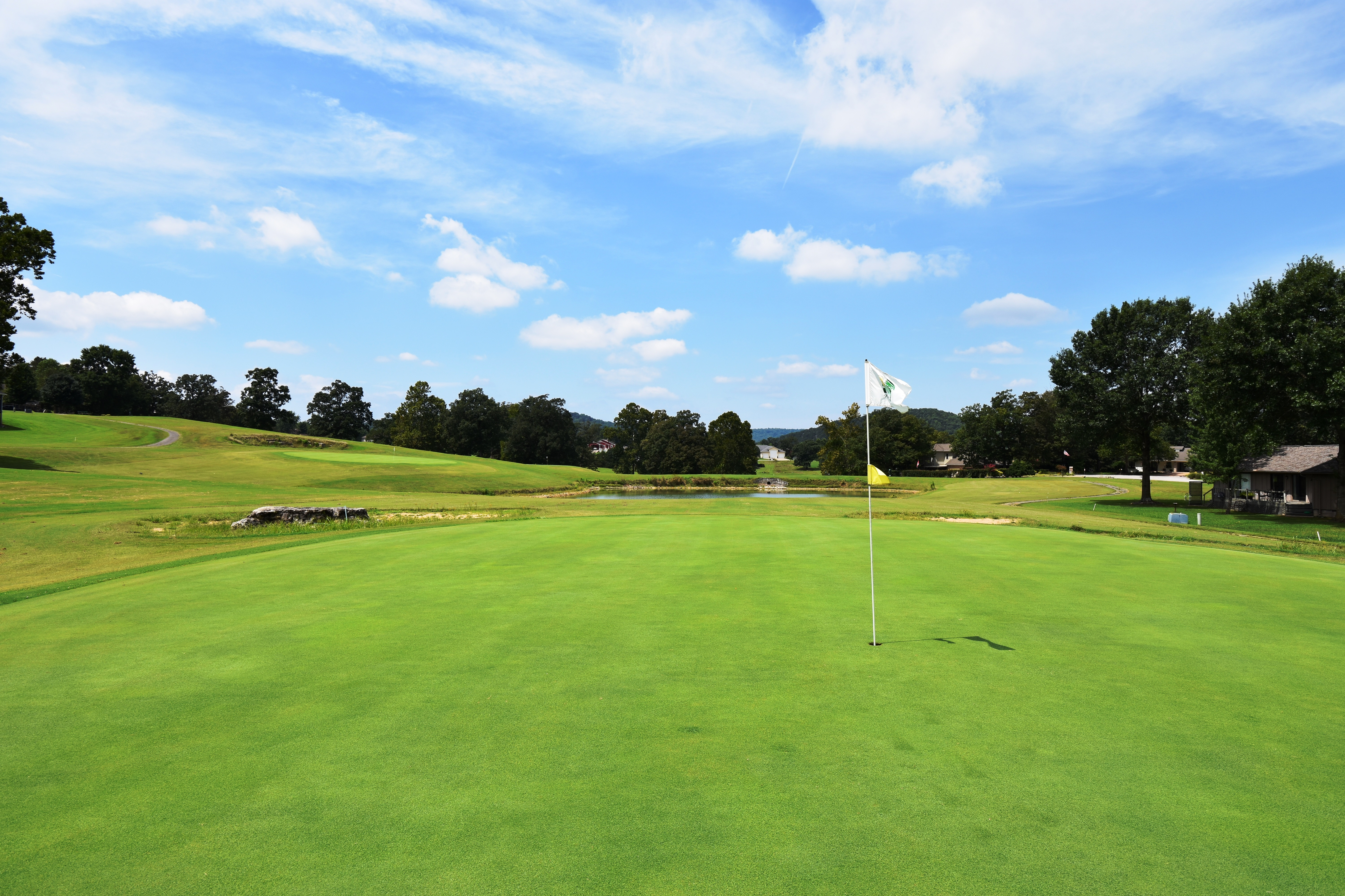 Golf Course at Holiday Island