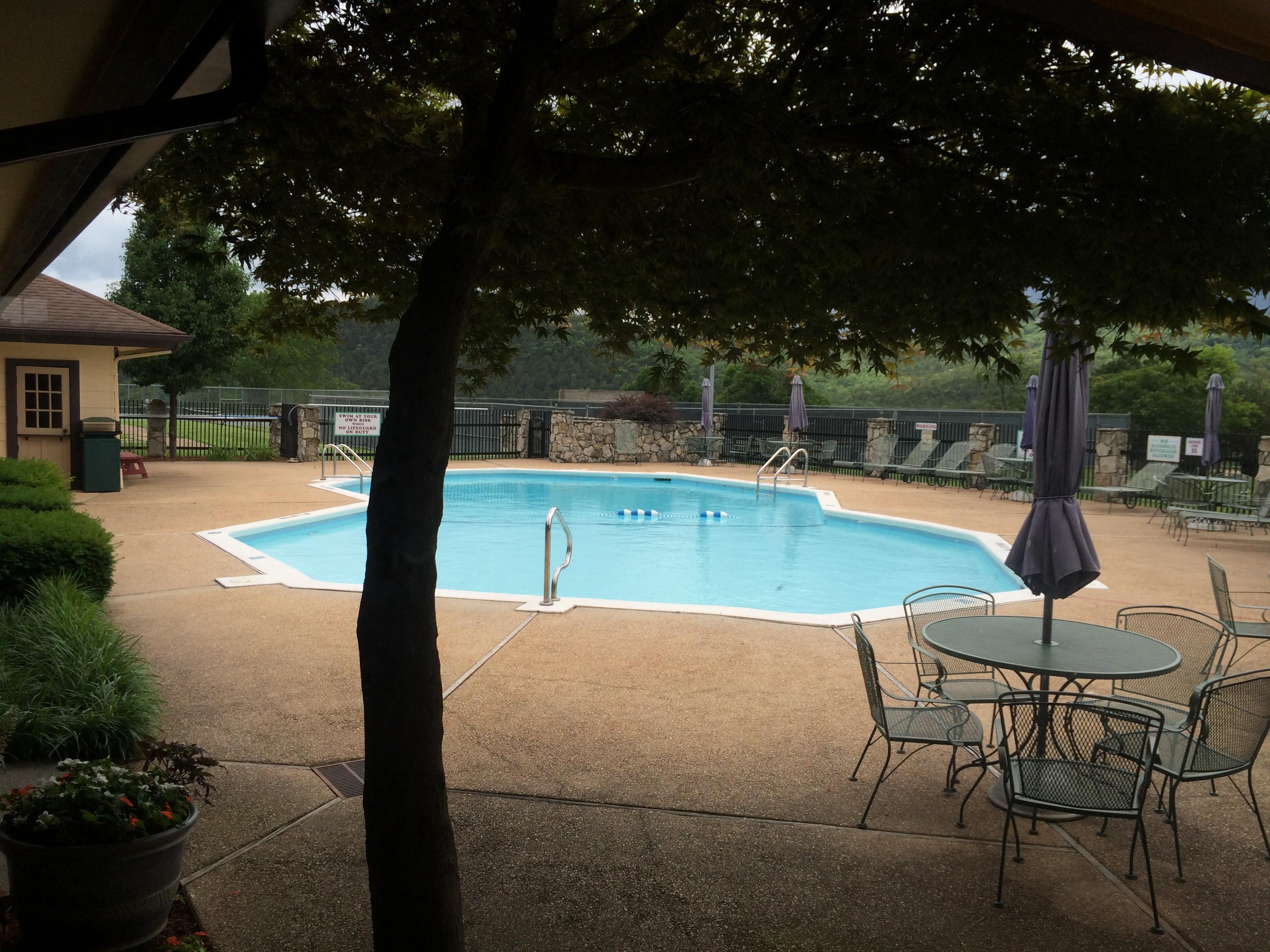 Swimming Pool at Holiday Island
