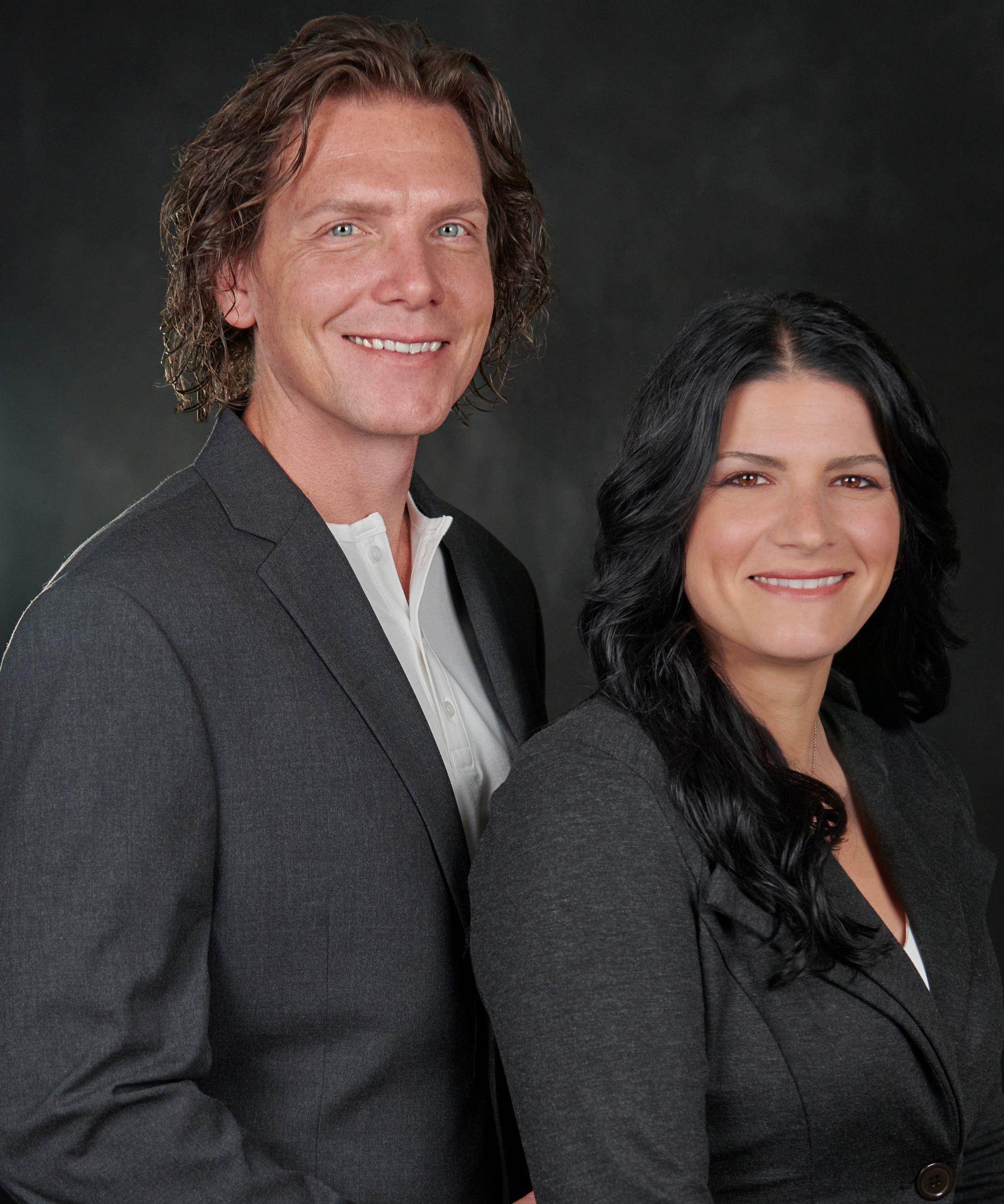 Brian & Kelly