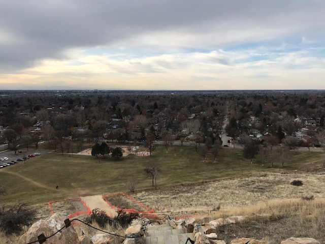 View of Boise Valley