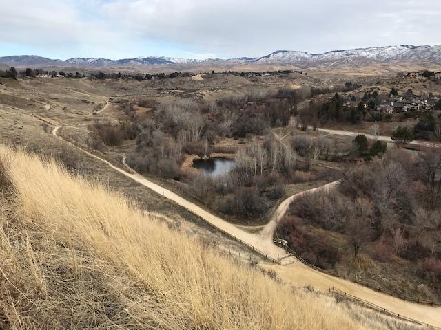 Ridge to Rivers trail system