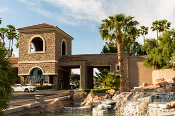 Guard Gated Neighborhoods in Summerlin