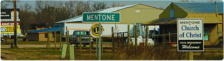 Mentone Indiana Real Estate