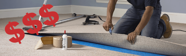 should I replace my carpet to sell my house