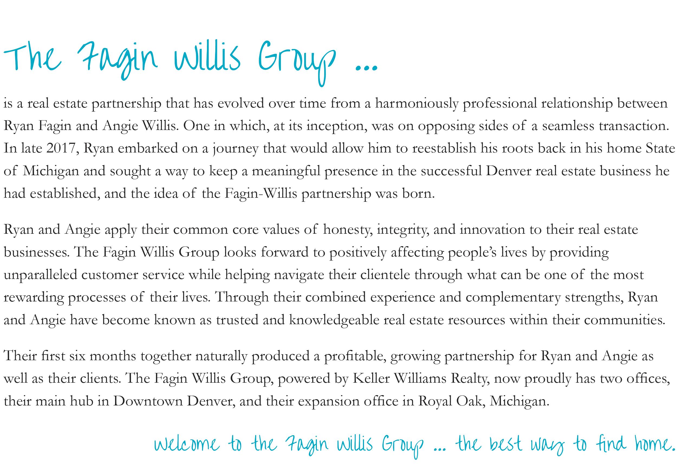Fagin Willis Group at Keller Williams