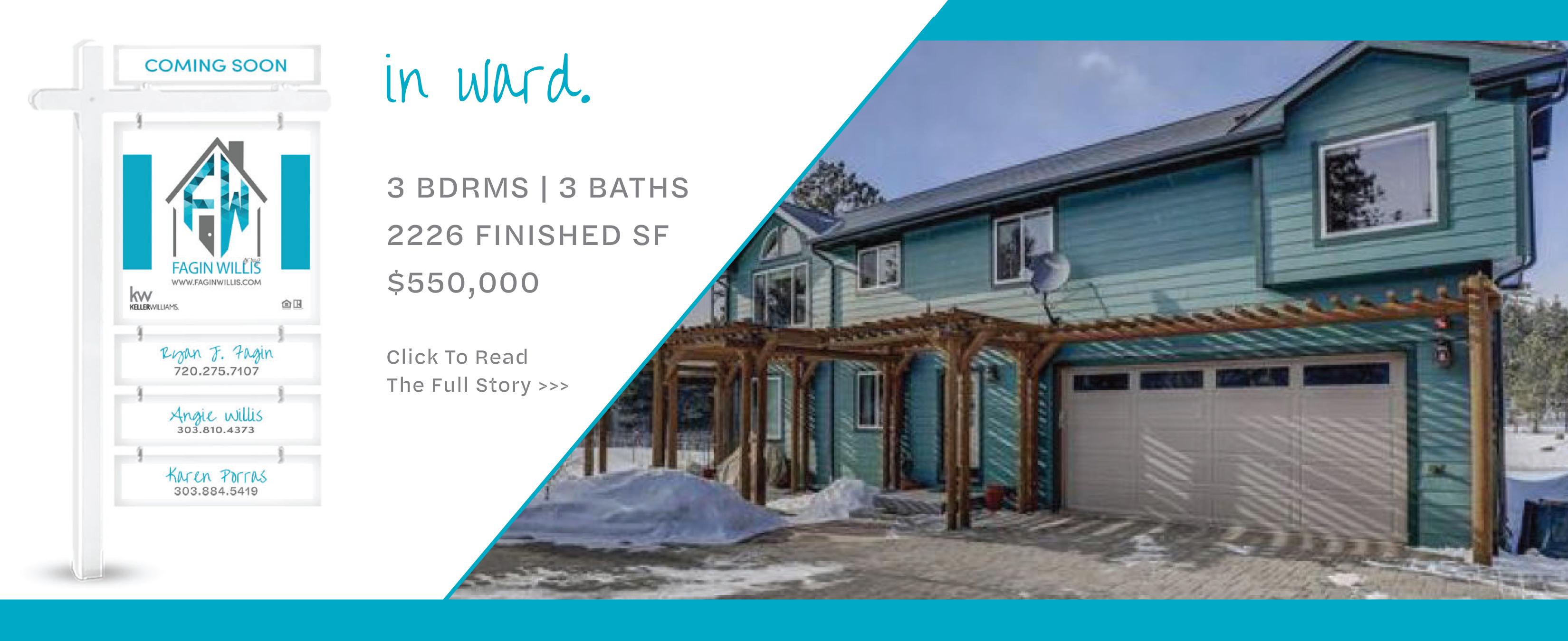 55 High Lake Road | Ward | Fagin Willis Group