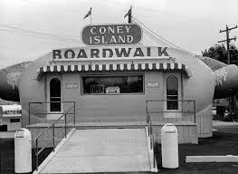 Coney Island Hot Dog Stand | Fagin Willis Group