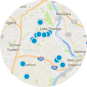 Lake Oswego Real Estate Map Search