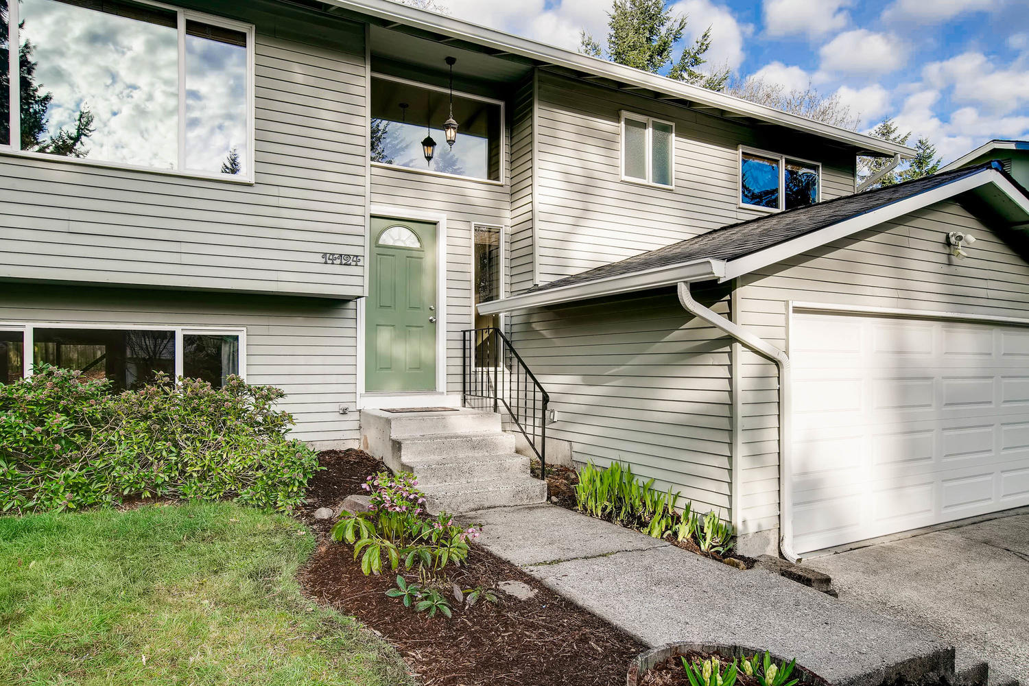 Silver Firs Remodeled Home